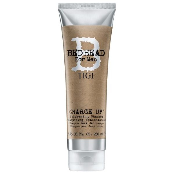 Shampooing Charge Up Tigi Bed Head for Men - 250 ML