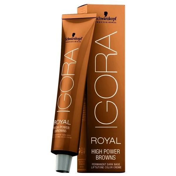 Igora royal High Power Browns 50 ML (Par Déclinaisons)