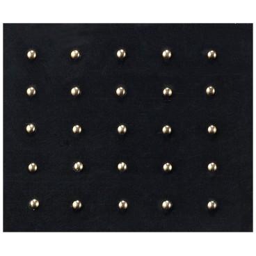 Décors adhésifs Ongles Peggy Sage Metallics Studs 148273