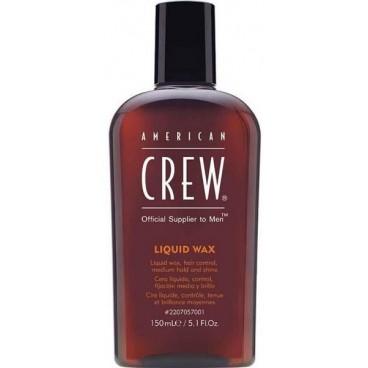 Liquid Wax américan crew 150 ML