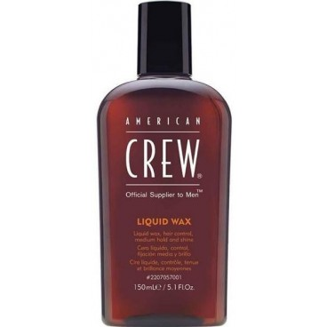 Liquid Wax américan crew 150 ML