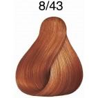 Koleston Perfect 8/43 Blond Clair Cuivré Doré 60ml