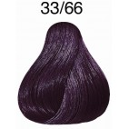 33/66 dark brown intense purple