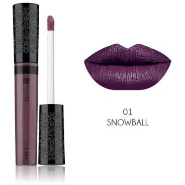 PaolaP Rouge à Lèvres Paint4Lips N. 01 Snowball