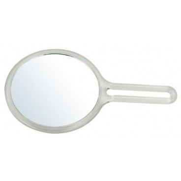 Miroir à Main transparent 0130931
