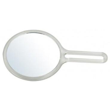 Miroir à Main transparent 0130931