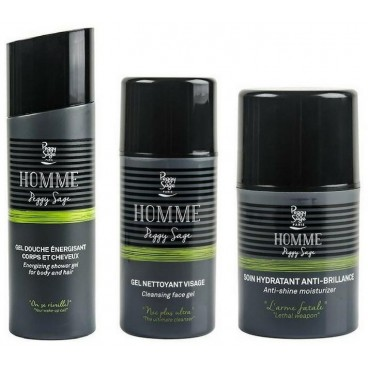 Pack Soins Homme Peggy Sage