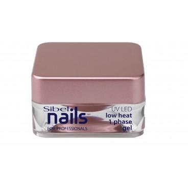 Gel UV/Led Sibel Nails 1 Phase Basse Température 15 ml