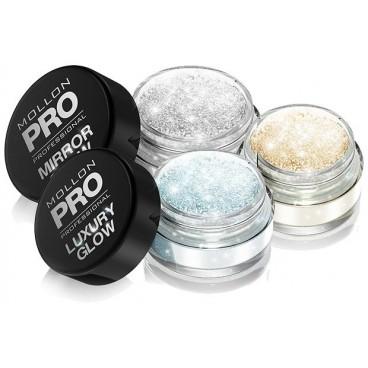 Poudres Luxury Glow Mollon Pro (Par Couleur)