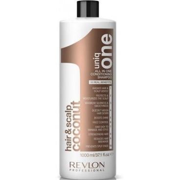 Shampooing Uniq One Revlon Coconut 1000 ML