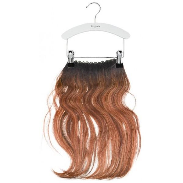 La extensión del pelo de Balmain vestido de Barcelona 40 CM