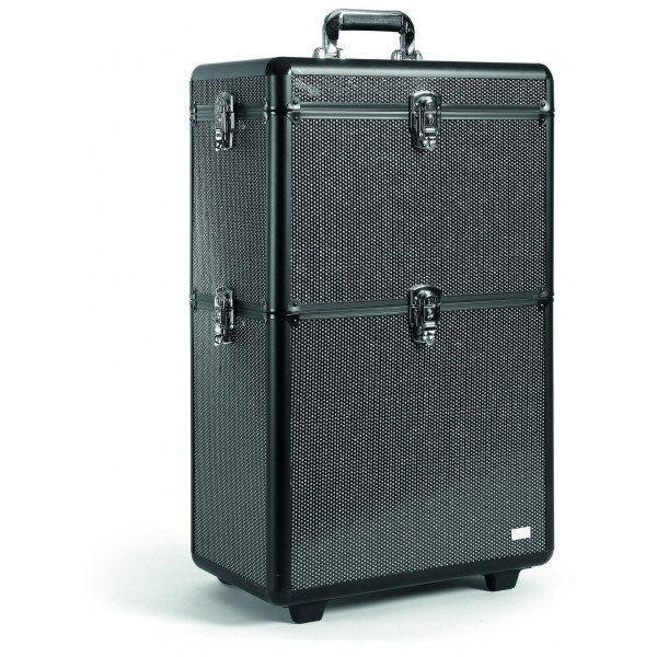 Coiffure Backstage suitcase Strass XL