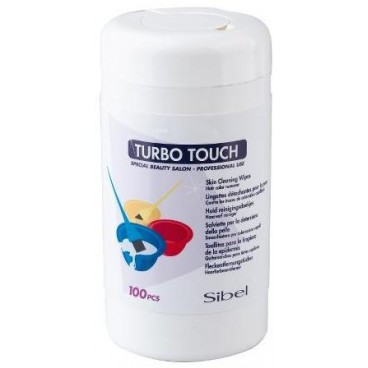 Lingettes détachantes Turbo touch X 100 Pcs