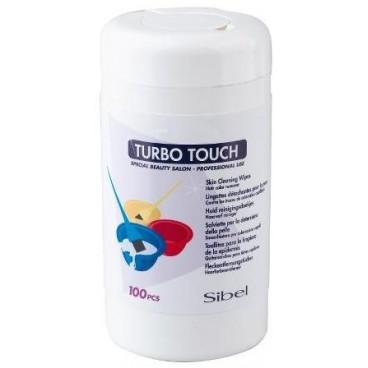 Lingettes détachantes Turbo touch X 100 Pcs