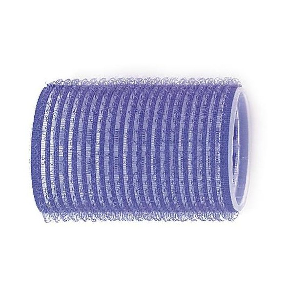 Sachet de 6 rouleaux velcro - diamètre 40 mm longueur standard 60 mm