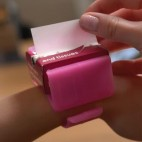 Bracelet support Papier Pointe Pollie