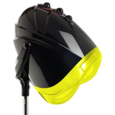 Down-Headset Falten Alizeo Black Head nur
