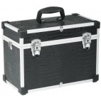 Hairdressing case Croco Noire