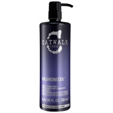 Conditionner Tigi Catwalk Fashionista Violet 750ml