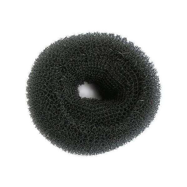 Corona crepé negro 9 CM