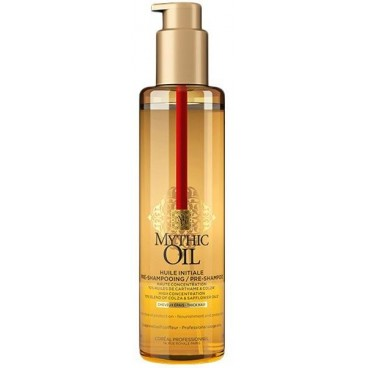 Huile Initiale Pré-Shampooing Mythic Oil 150 ML