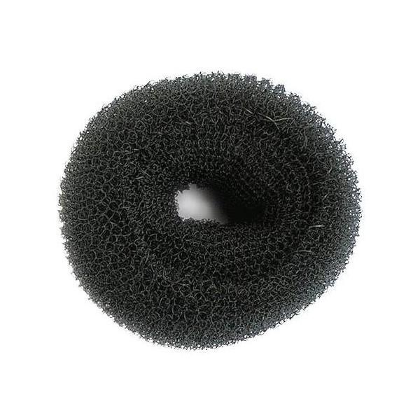 Crespone corona - 11 cm - Nero