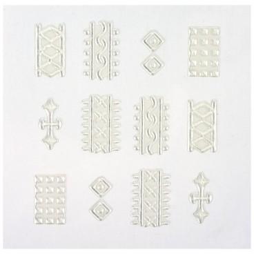 Décors Adhésifs Ongles Peggy Sage Sweater Nails 149604