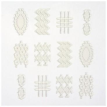 Décors Adhésifs Ongles Peggy Sage Sweater Nails 149605