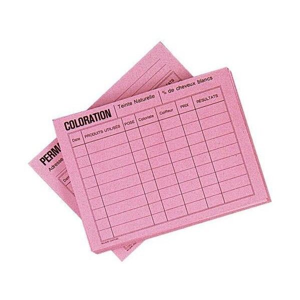 Pack of 50 Datasheets Pink