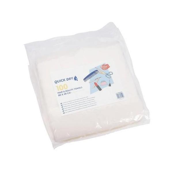Paket 100 Einweg-Handtücher