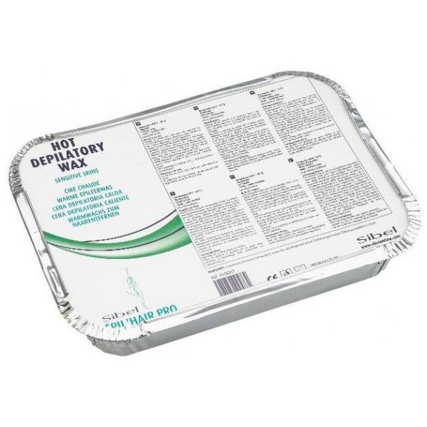 Pain wax 500 Grs Green Sensitive