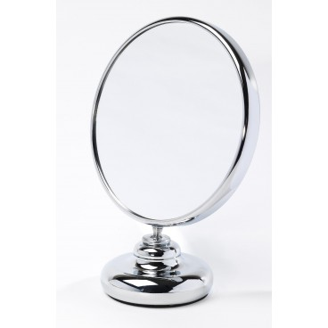 Miroir Grossissant x10 Double Face Diamètre 15