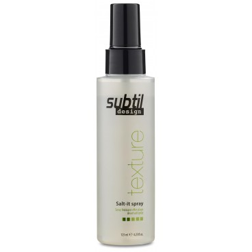 Spray Froissant Effet Plage Salt-it Subtil Design 125ml