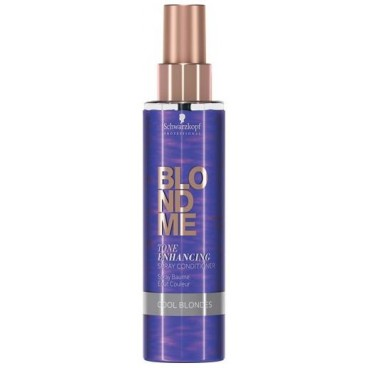 Spray Conditionner BlondMe Déjaunissant Eclat Couleur 150 ml