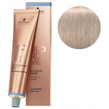 BlondMe Bleach Cream Additive Rosé 60ml