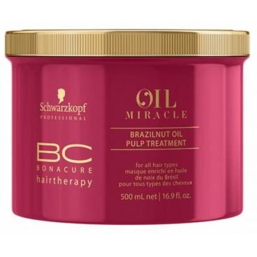 Masque Brazilnut Oil - Tous types de cheveux 500ml