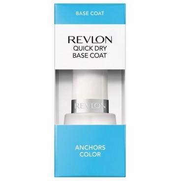 Revlon Base séchage rapide - Fixe la Couleur 14.7ml