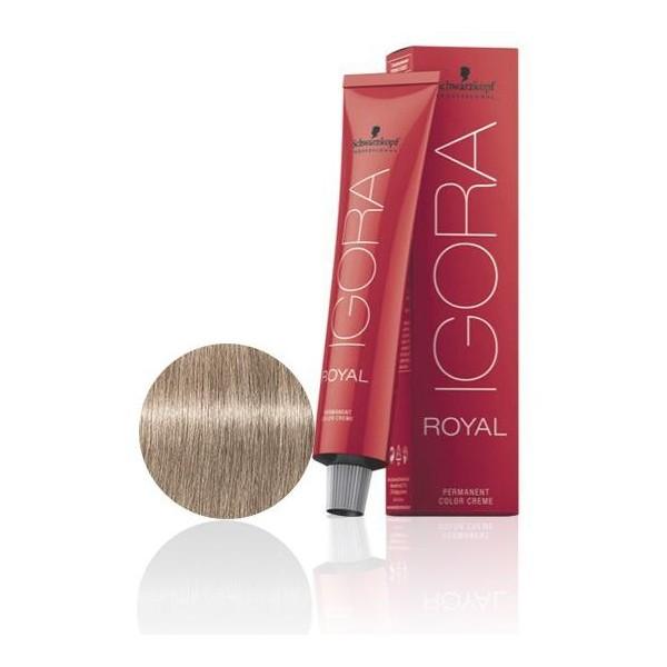 Igora Royal 9-1 Blonde Very Clear Ash 60 ML
