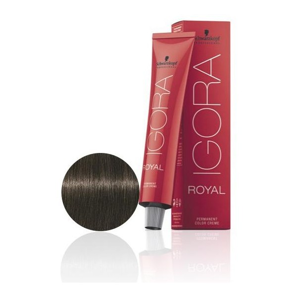 Igora Royal 5-1 Chestnut Light Ash 60 ML