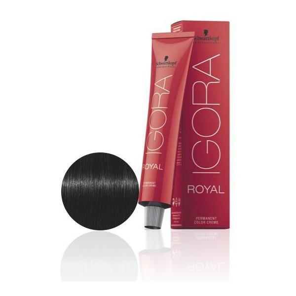 Igora Royal 3-0 Chatain Foncé 60 ML