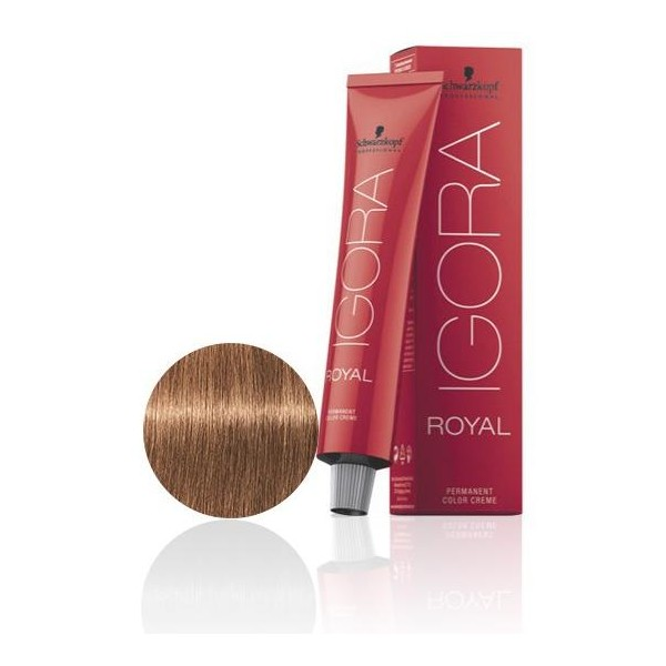 Igora Royal 7-65 Boindo marrone dorato - 60 ml -