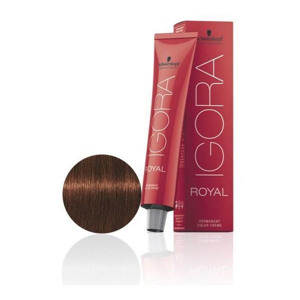 Igora Royal 5-7 castagno chiaro ramato - 60 ml -
