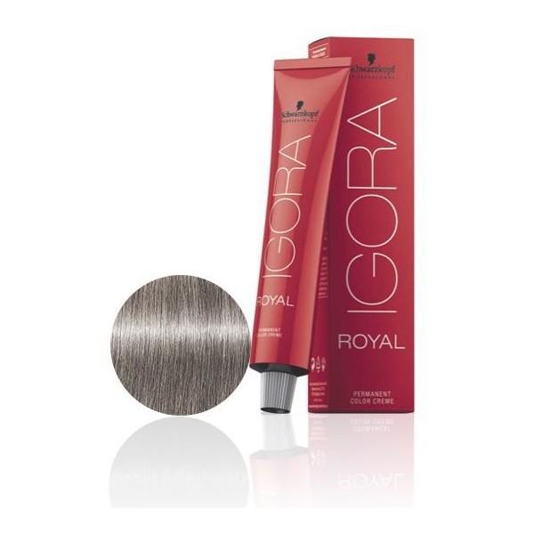 Igora Royal 8-11 Light Ash Blonde más de 60 ML