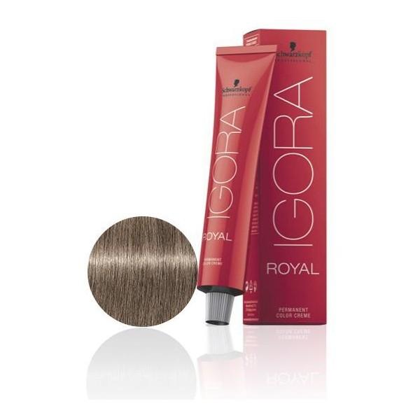 Igora Royal 8-1 Blonde light ash 60 ML