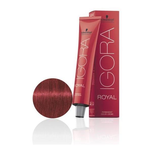 Igora Royal 6-88 Blond foncé rouge extra 60 ML