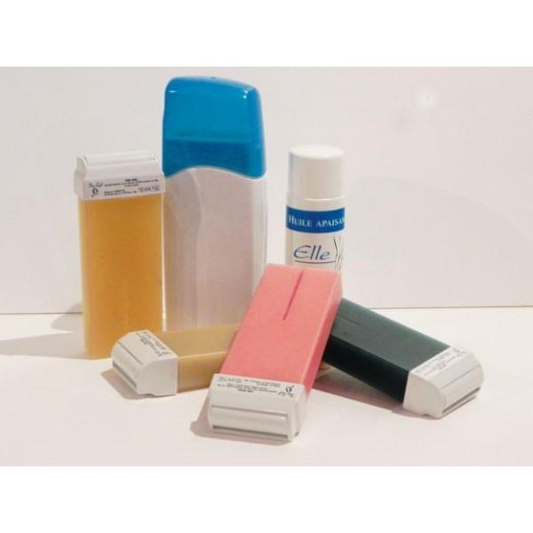 kit de depilación Ellepi