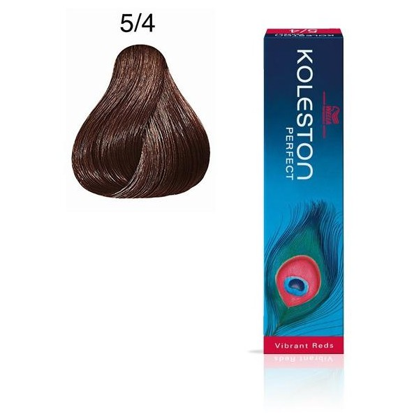 60ml Color Perfect 5/4 marrón claro Cobre