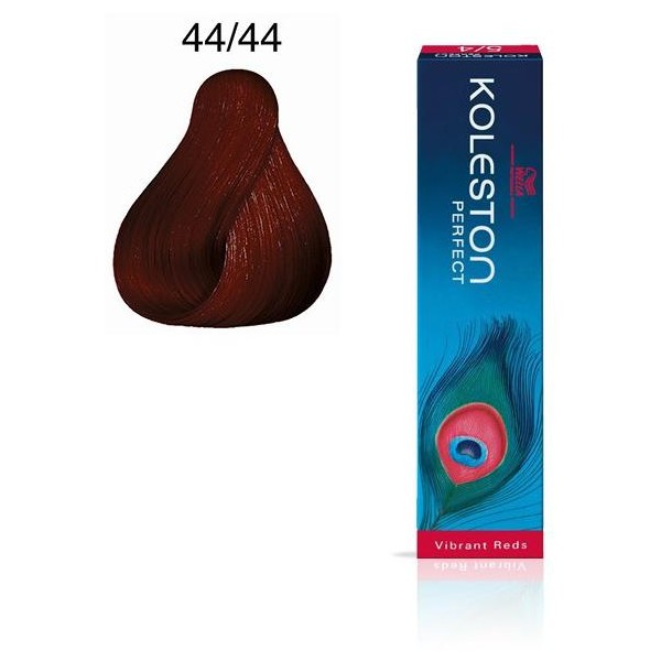 Koleston Perfect 44/44 Châtain Cuivré Intense 60ml