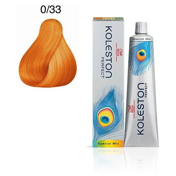 Koleston Perfect 0/33 - Dorato - 60 ml