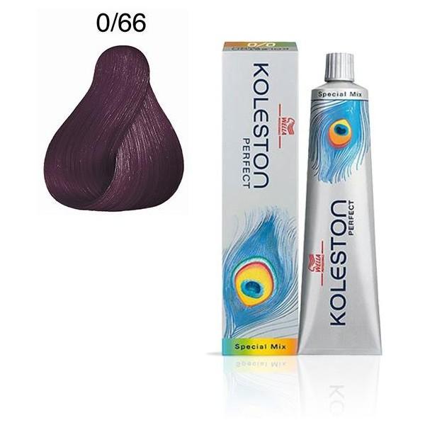 Koleston Perfect 0/66 - Viola poropora intenso - 60 ml